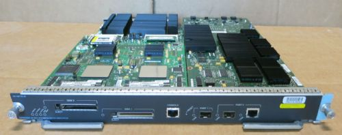 Cisco WS-SUP720-3B Catalyst Supervisor 720 Module With Integrated Fabric Switch